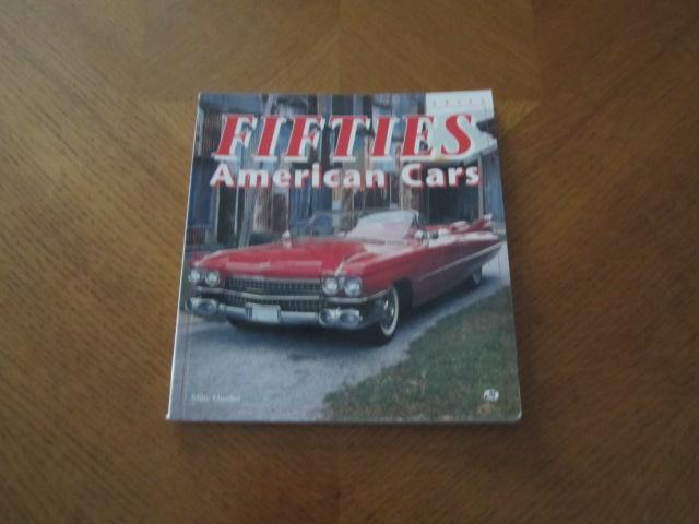 Vente de Livres sur les Voitures Américaines Fiftie10