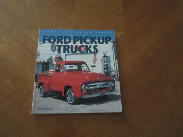 Vente de Livres sur les Voitures Américaines Ford_p10