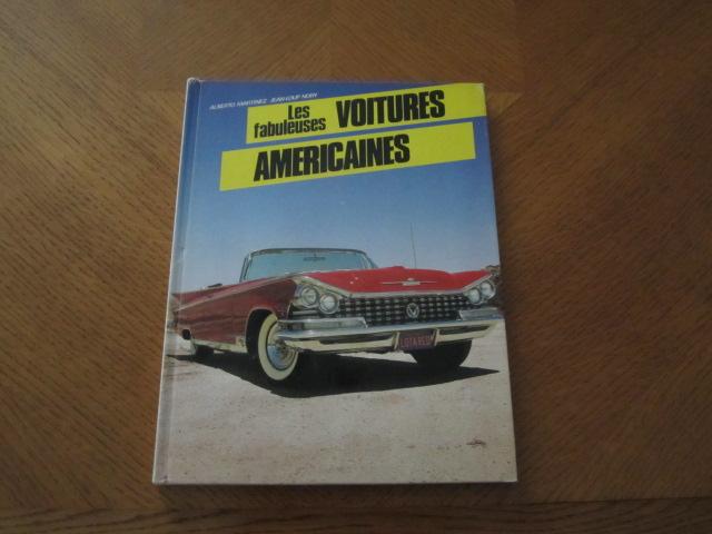 Vente de Livres sur les Voitures Américaines Les_fa10