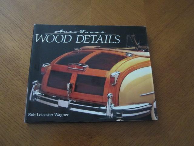 Vente de Livres sur les Voitures Américaines Wood_d10