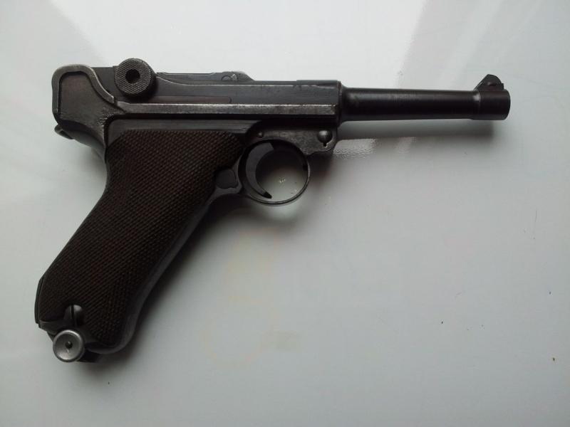 Réflexions sur la production de pistolets Luger P 08, par Mauser, en 1945-1946. - Page 3 118_0110