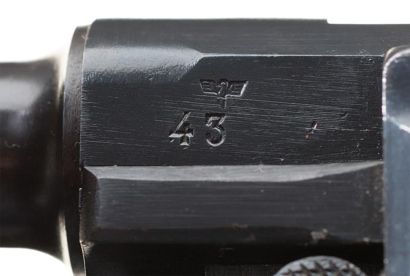 Réflexions sur la production de pistolets Luger P 08, par Mauser, en 1945-1946. - Page 3 Aaa10