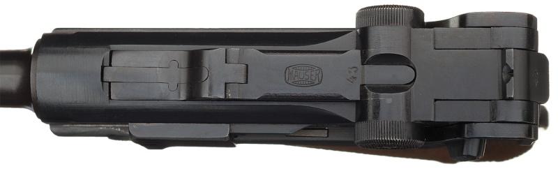 Réflexions sur la production de pistolets Luger P 08, par Mauser, en 1945-1946. - Page 3 Aaaa10