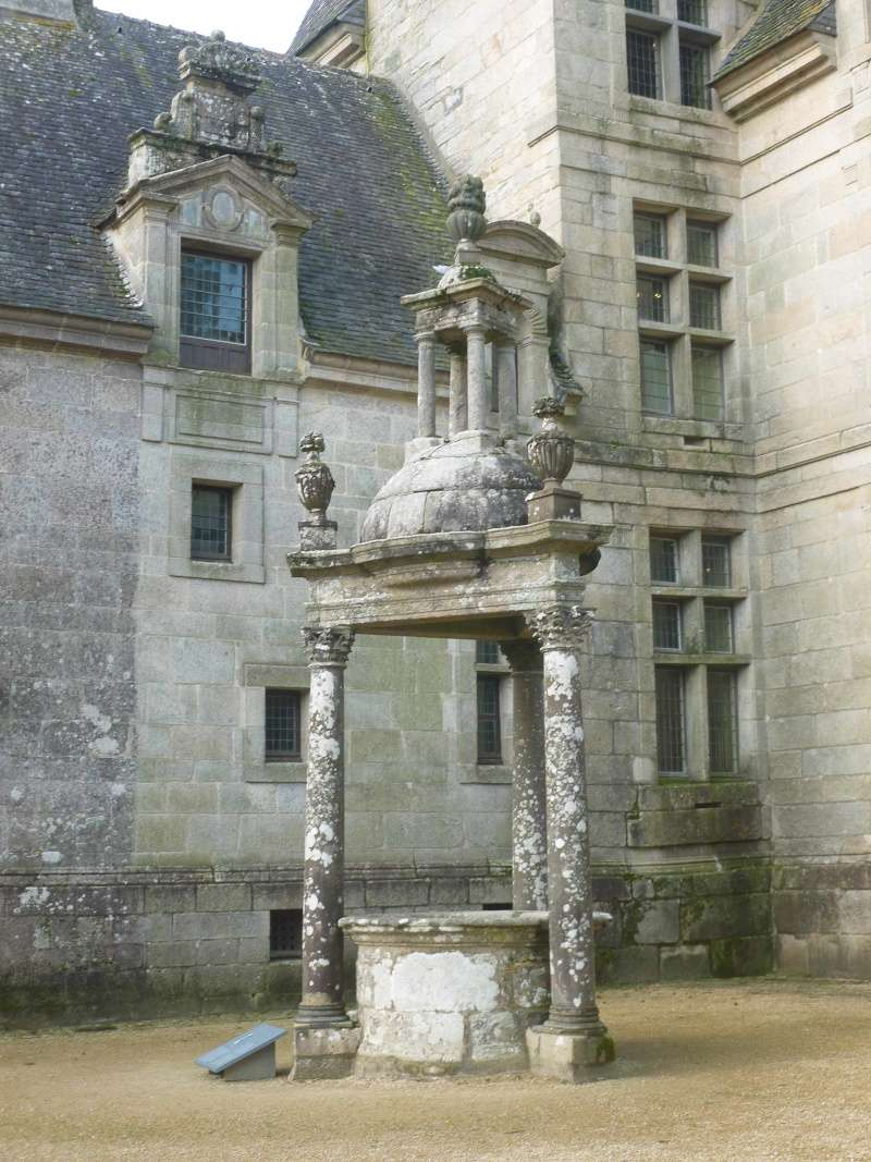 Exposition au château de Kerjean ! 010jjd10