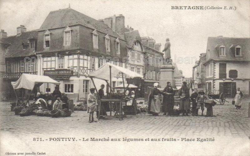 Cartes postales ville,villagescpa par odre alphabétique. - Page 4 56_pon10