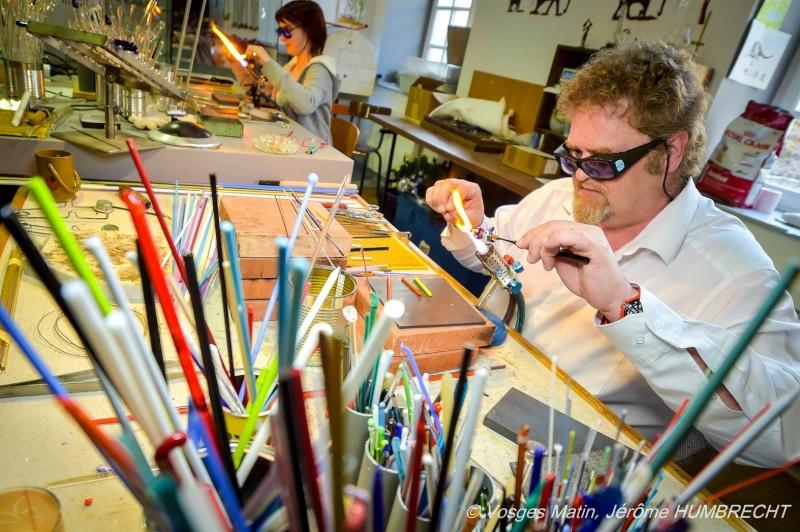 Stages pour apprendre la verrerie sculptée au chalumeau Jh1ver13