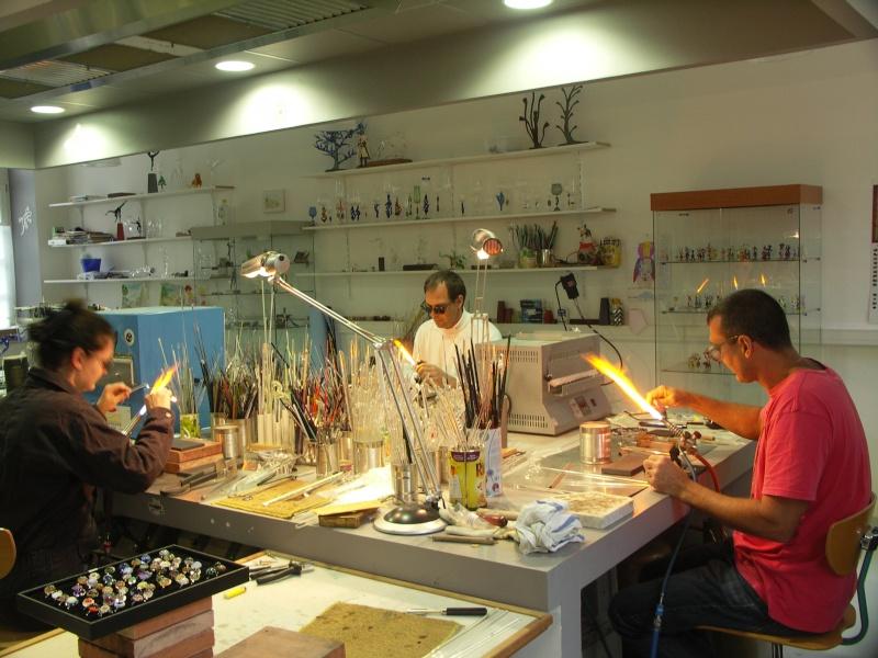 Stages pour apprendre la verrerie sculptée au chalumeau Pict0019