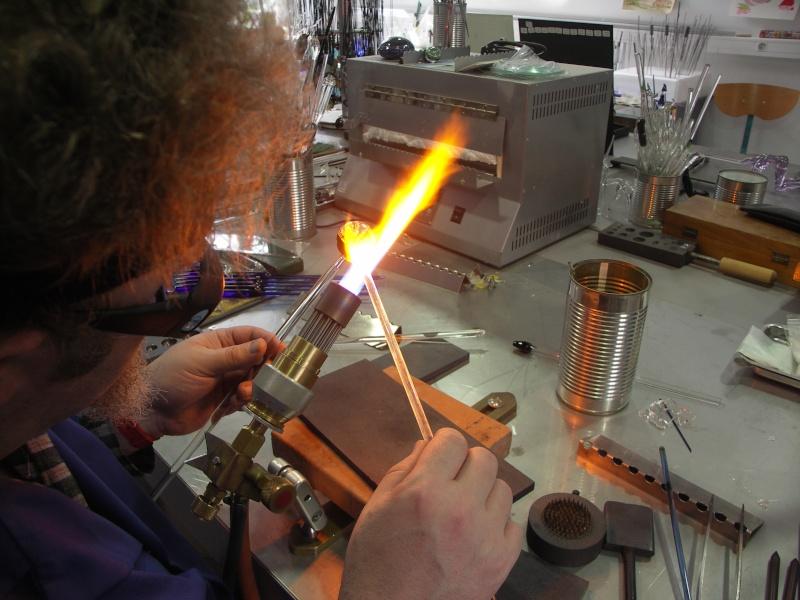 Stages pour apprendre la verrerie sculptée au chalumeau Pict0021