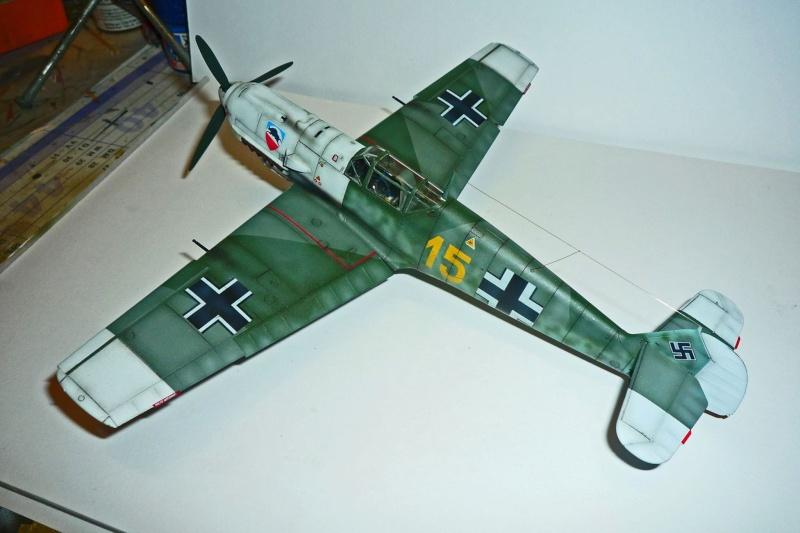 Messerschmitt Bf 109E-3 [ EDUARD 1/48° ] (Terminé). - Page 4 12771810