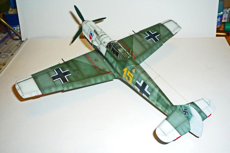 Messerschmitt Bf 109E-3 [ EDUARD 1/48° ] (Terminé). - Page 4 12819310