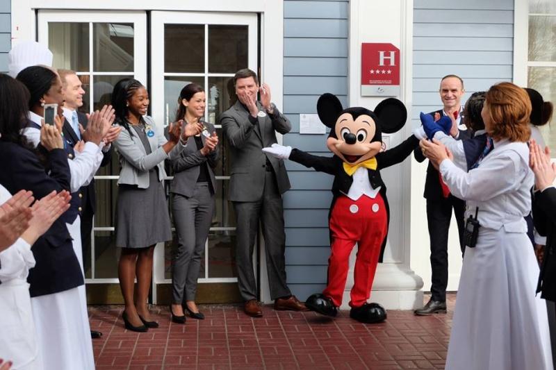 Disney's Newport Bay Club® - Pagina 53 12803012