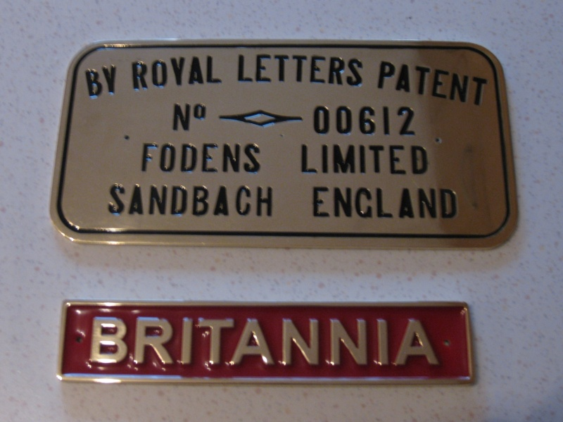 6 inch scale patant plate Img_7812