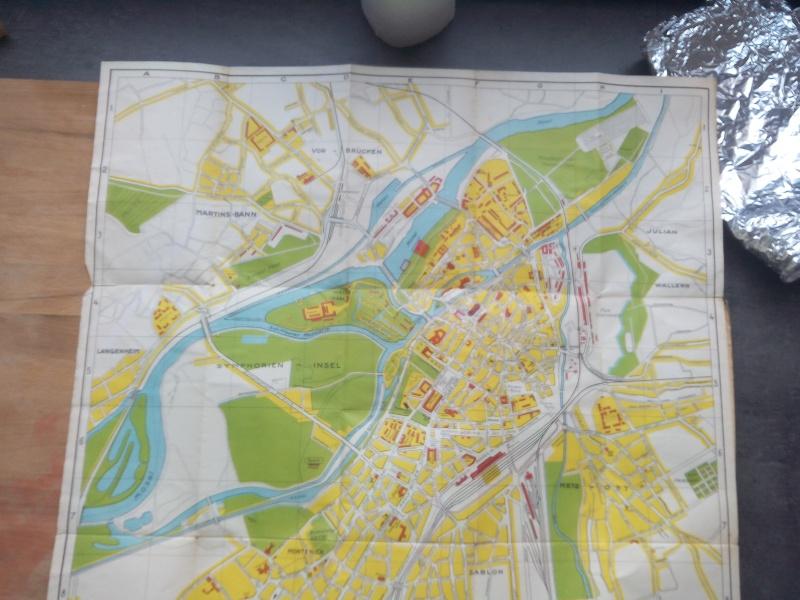 Carte de Metz sous l'occupation Allemande  Img_2015
