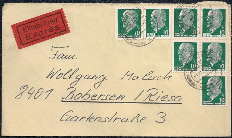 Mecklenburg - Ortsstempel aus Mecklenburg-Vorpommern - Seite 2 1973-012