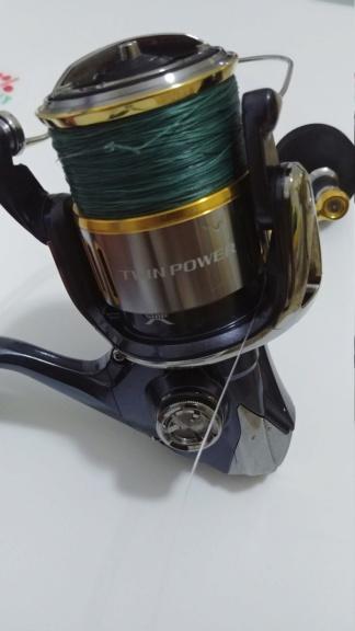 [Vendo][usato]shimano twin power 4000 swb 20180912