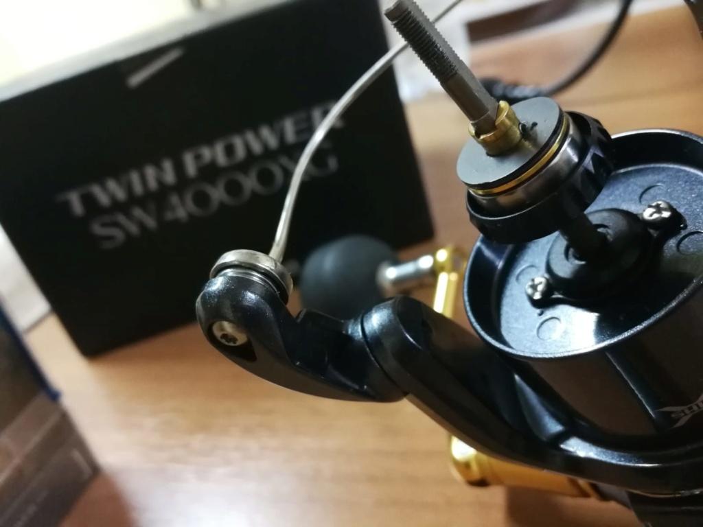 [Vendo][usato]shimano twin power 4000 swb Whatsa14