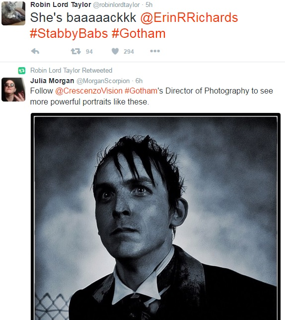 Robin Lord Taylor - Oswald Cobblepot - Page 3 0211