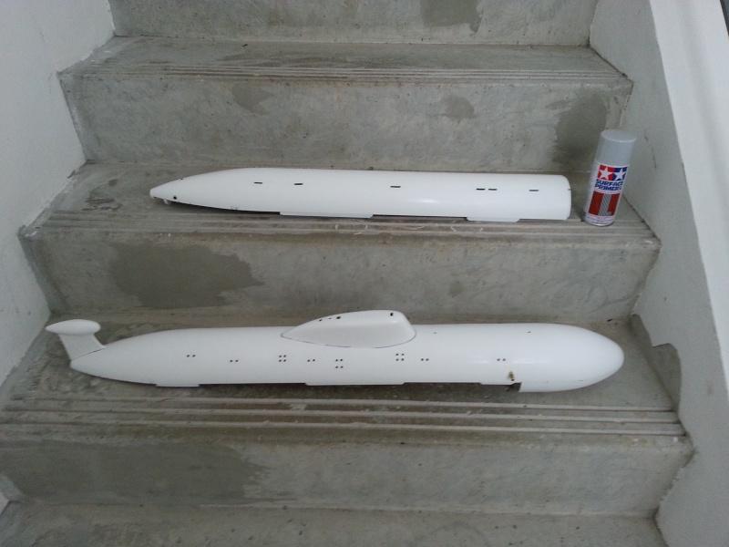 RC Submarine: Russian Akula Class  20160259