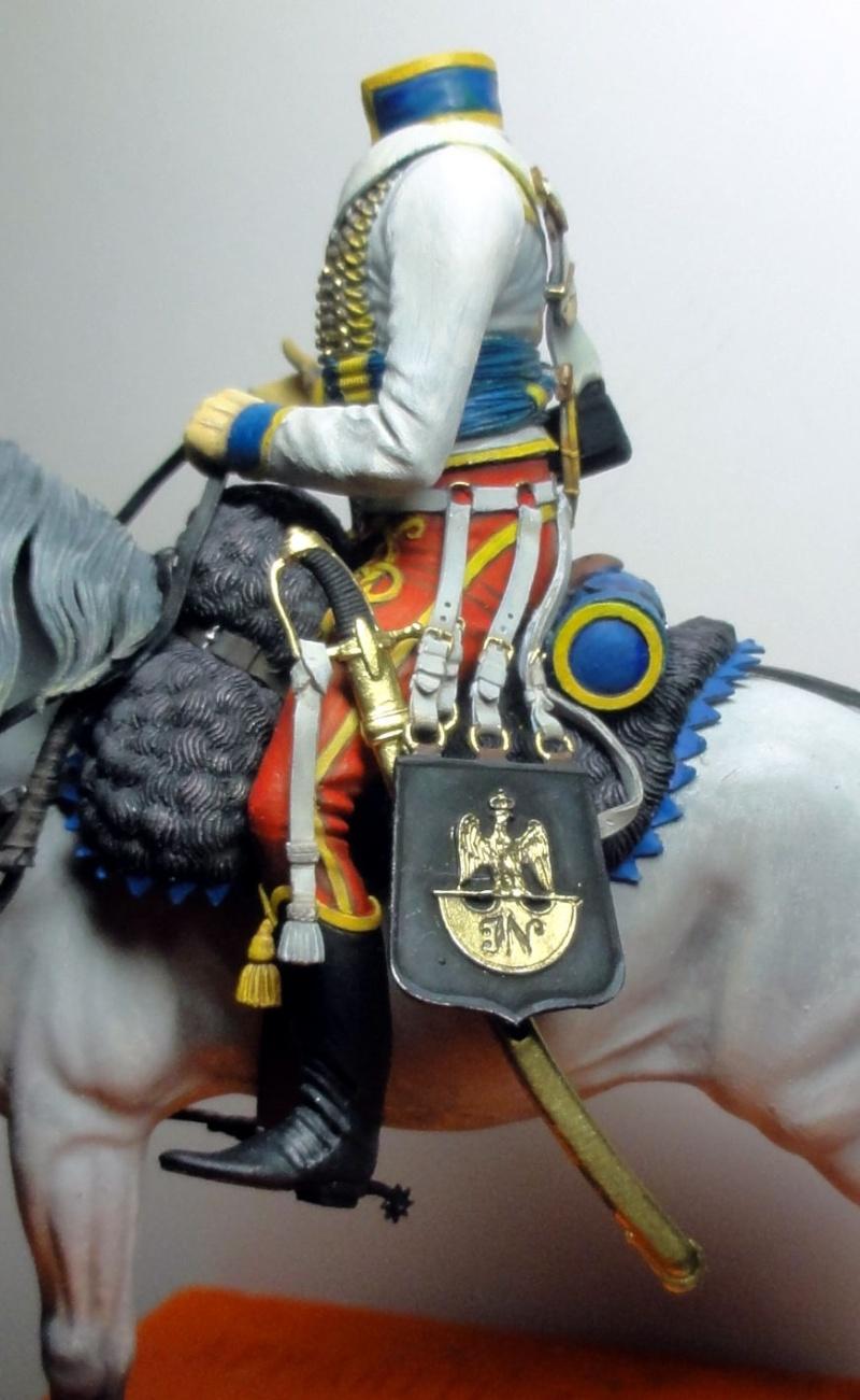 Trompette de Hussards Jérôme Napoléon Poste Militaire - Page 2 Dsc07020