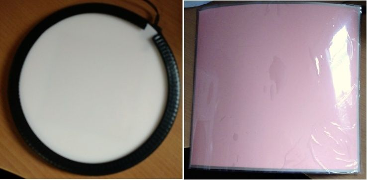 Comparatif ecran à flat Aurora / EL Backlight Photo_10