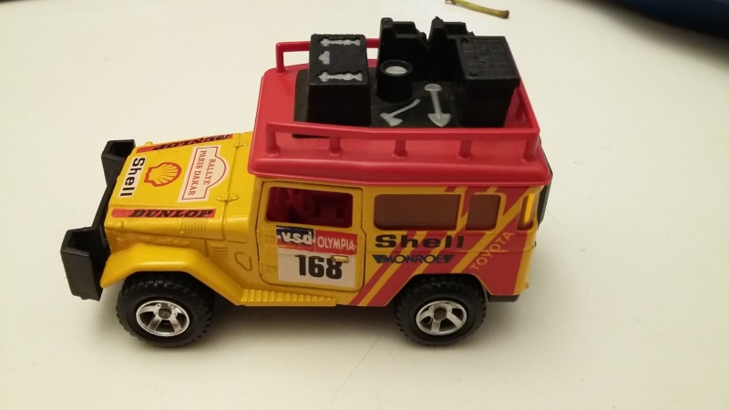 N°3013 TOYOTA LAND CRUISER BJ40 RAID 20160212