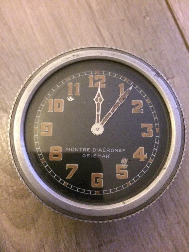 Les montres d'aéronef Type 20 de Zenith  Geisma10