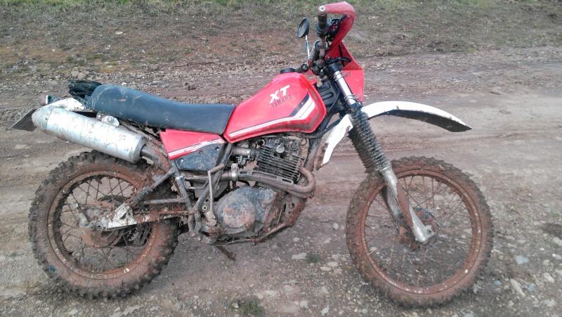 Présentation Yamaha xt 400 1983 2_1910