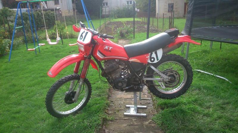 Présentation Yamaha xt 400 1983 2_2110