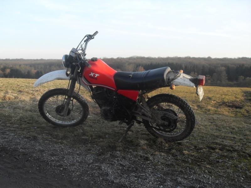 Présentation Yamaha xt 400 1983 3_7510