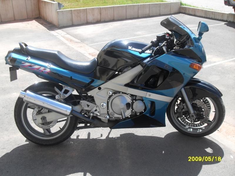 Présentation Yamaha xt 400 1983 Sdc10810
