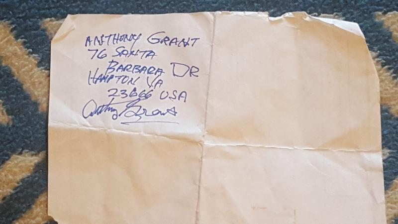 Le vétéran ANTHONY H GRANT 20160210