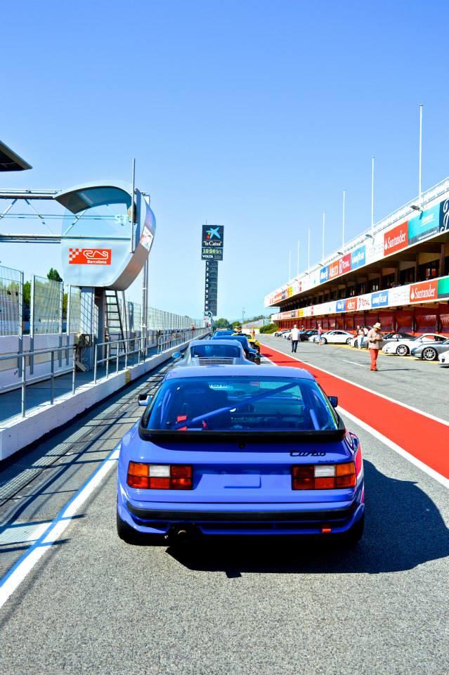 Evolution de notre voiture de piste : 944 Turbo Cup  11242310