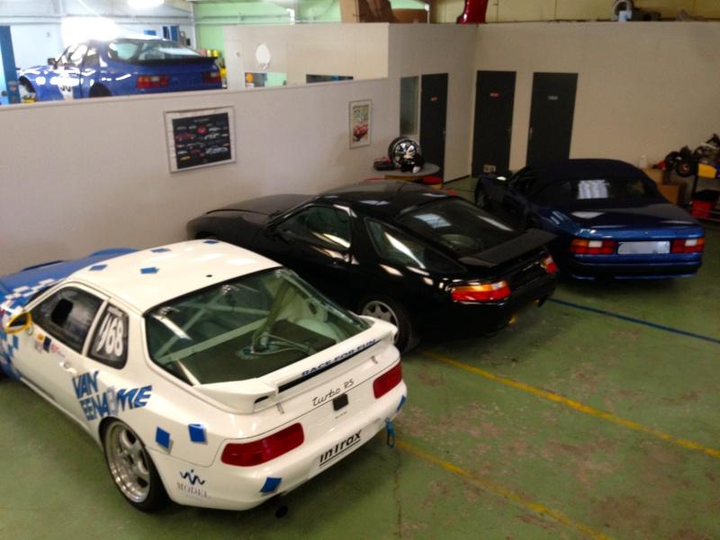 Evolution de notre voiture de piste : 944 Turbo Cup  - Page 11 Img_3617