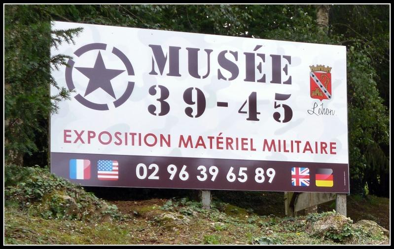 Musée 39-45 ( Léhon , Côtes-d'Armor / Bretagne ) 5-muse10