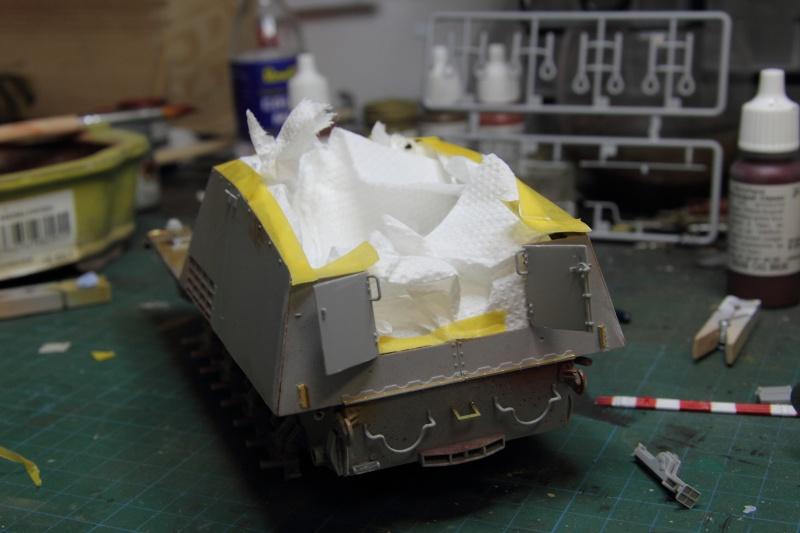 Sd.Kfz. 165 Hummel (1/35° Dragon + amélioration) [montage en cours] - Page 2 50014_10