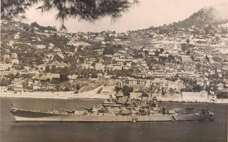 VILLEFRANCHE sur MER Patrimoine historique et  maritime - Page 2 1948_m10