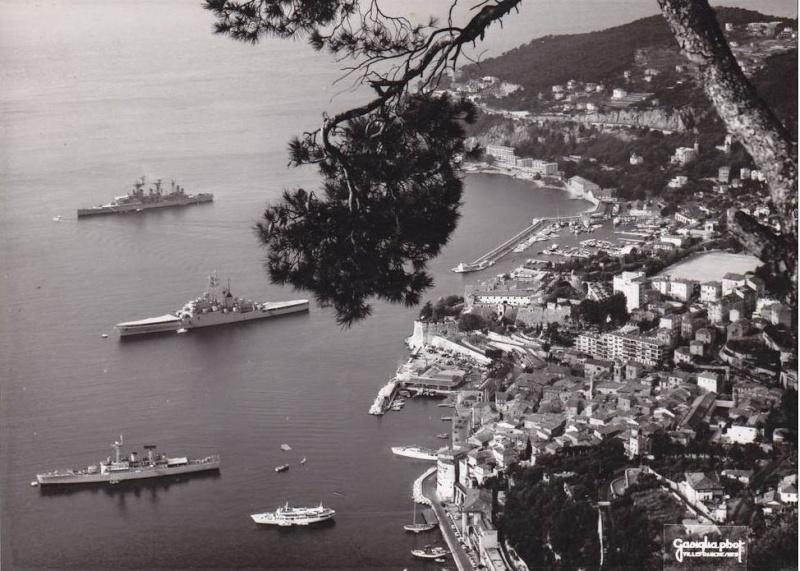 VILLEFRANCHE sur MER Patrimoine historique et  maritime - Page 2 1965_c10