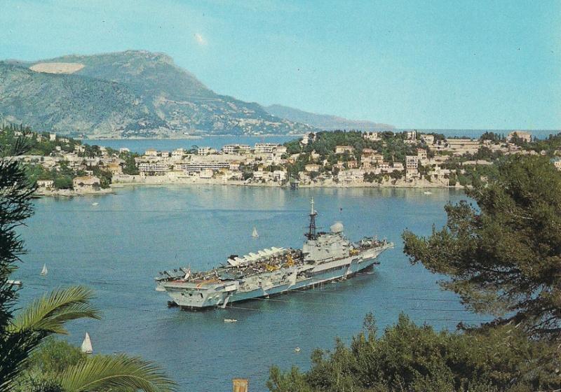 VILLEFRANCHE sur MER Patrimoine historique et  maritime - Page 2 1969_h10