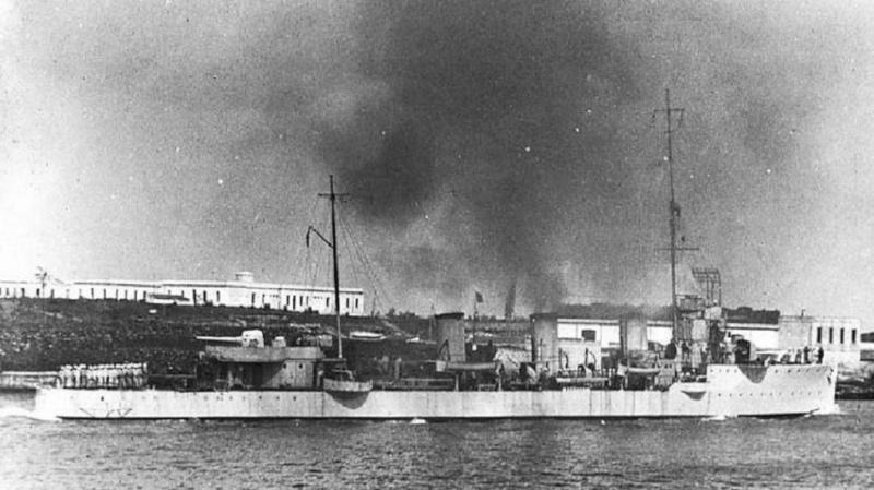 Marine roumaine  Aquila11