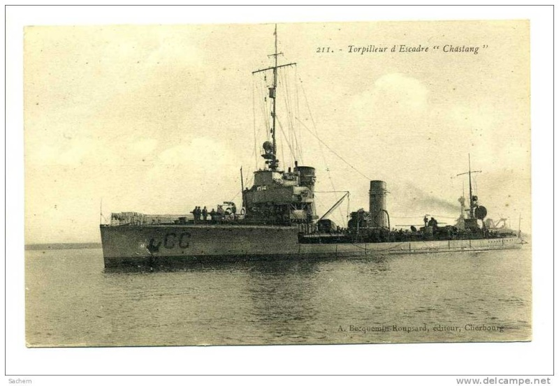 Destroyers allemands - Page 2 Chasta10