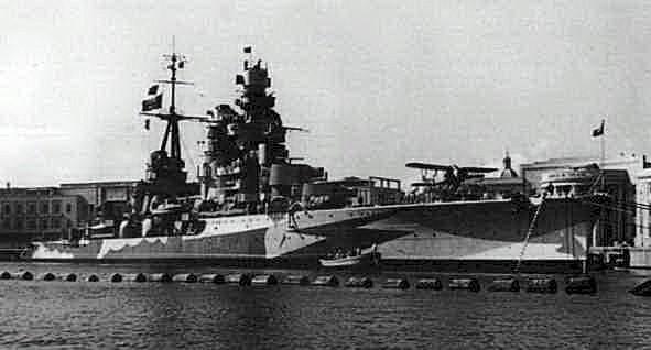 Croiseurs italiens Gorizi10