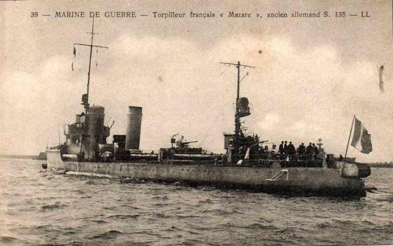 Destroyers allemands - Page 2 Mazare10