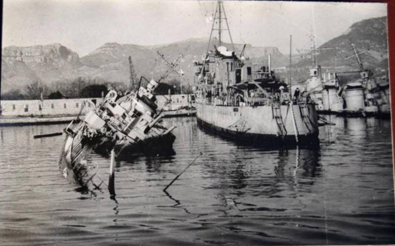 Les torpilleurs français Trombe14
