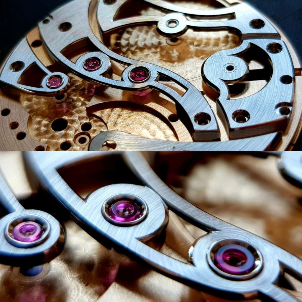 Utilisation du bocfil en horlogerie Man110
