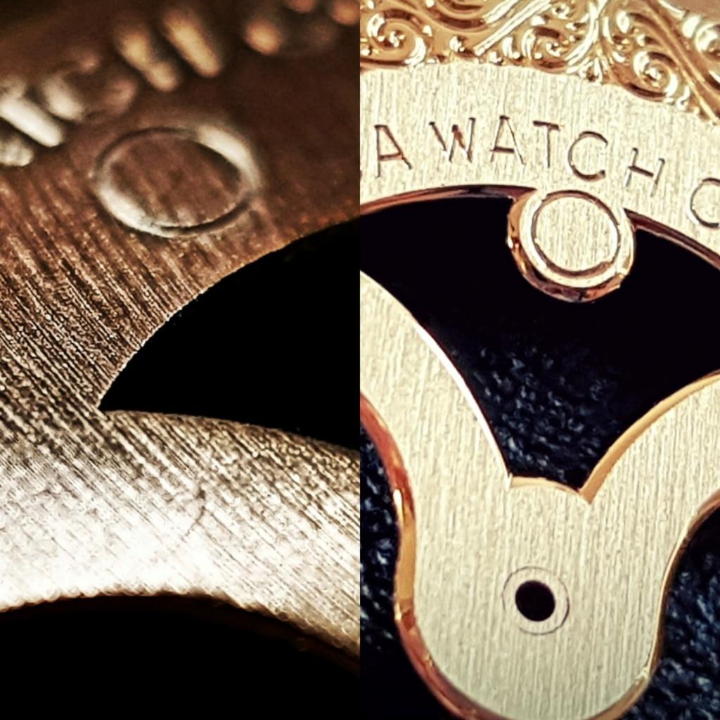Utilisation du bocfil en horlogerie Man610