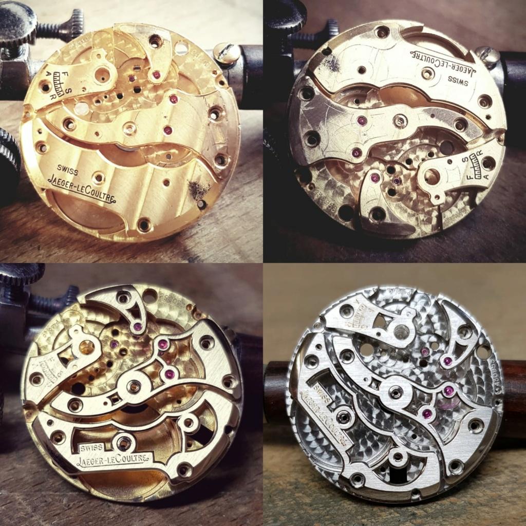 Utilisation du bocfil en horlogerie Man710