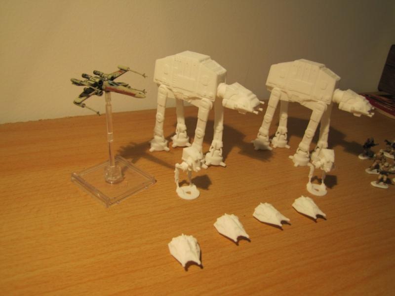 [X-Wing] Projet : assaut sur Hoth Projet11