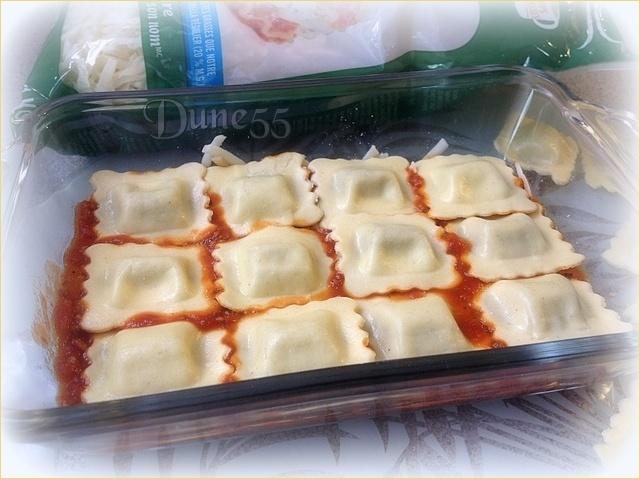 Lasagne de raviolis 3gu8dh10