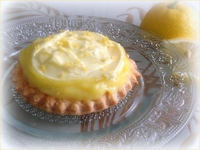 Tartelettes au citron Wkhv2811