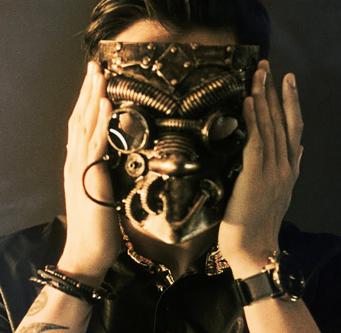 3-25-19 Monday Night Revolution Promo Area Mask10